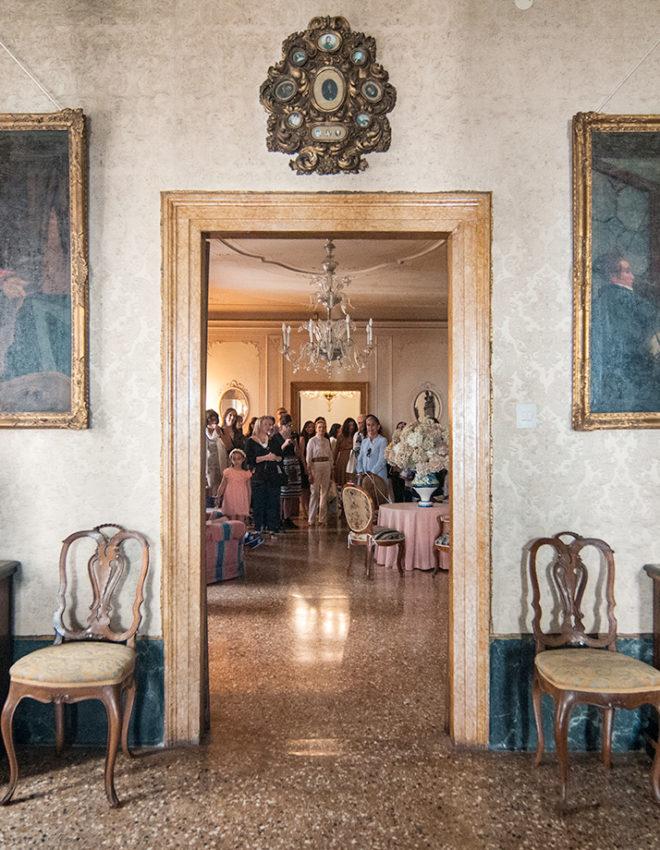 Palazzo Nani Bernardo. Un FIOR di PALAZZO (e un giardino segreto)