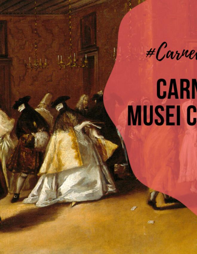Carnevale al museo…!